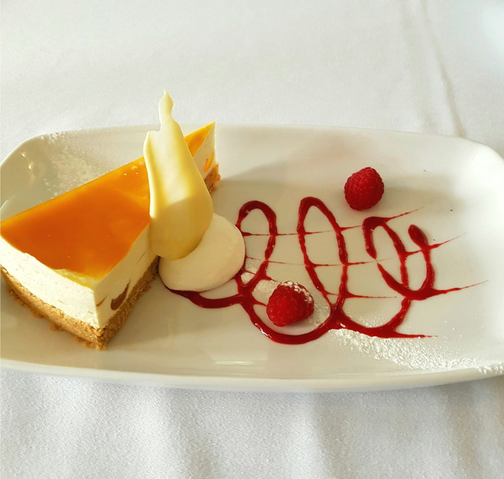 Cheesecake Passionfruit